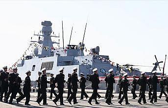 Milli savaş gemisiBurgazada,Deniz Kuvvetleri'ne teslim edildi