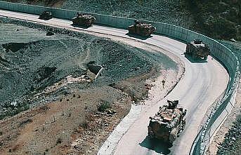 Suriye sınırında YPG/PKK'ya geçit verilmiyor