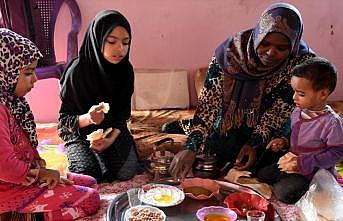 Suriye'de mahsur kalan Yusriyye'nin tek hayali Sudan'a dönmek