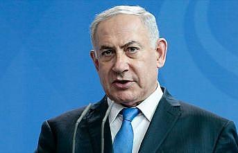 İsrail Başbakanı Netanyahu: ABD Suriye'den çekilme kararı öncesi İsrail'i bilgilendirdi
