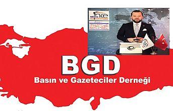 BGD: 10 Ocak Çalışan Gazeteciler Günü Kutlu Olsun