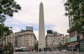 Buenos Aires'in simgesi: Obelisco