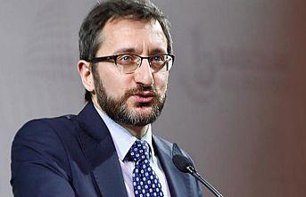 Fahrettin Turan'dan 10 Ocak Çalışan Gazeteciler Günü Mesajı
