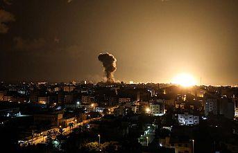 İsrail Genelkurmay Eizenkot: Suriye ve başka ülkelerde binlerce hedefe saldırı düzenledik