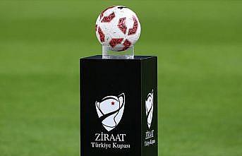 Ziraat Türkiye Kupası'nda toplu sonuçlar