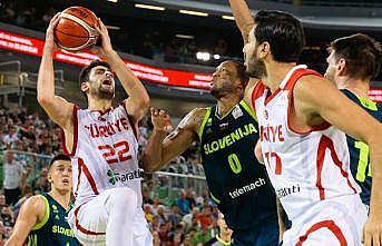 A Milli Erkek Basketbol Takımı'nın 977. randevusu