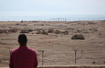 İsrail Filistinlileri Ölü Deniz'den de mahrum bırakıyor