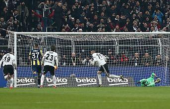 Beşiktaş'ın santrforları deplasmanda kayıp