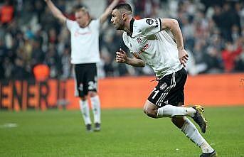 Burak Yılmaz Beşiktaş'taki ikinci döneminde parlıyor