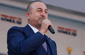 Dışişleri Bakanı Çavuşoğlu: Filistin konusunda ABD ve İsrail'den korkan Müslüman ülkeleri gördük