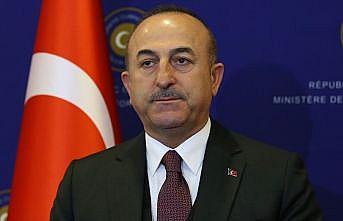 Dışişleri Bakanı Çavuşoğlu: Rusya ile vizeleri tamamen kaldırmak için çaba sarf ediyoruz