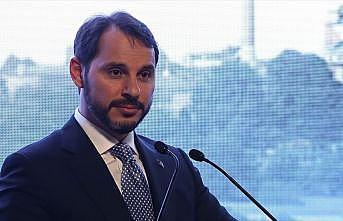 Hazine ve Maliye Bakanı Albayrak: Enflasyonda 2019 yılında tek haneli rakamları göreceğiz
