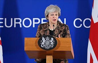 İngiltere Başbakanı Theresa May: Brexit uzun süreli ertelenebilir