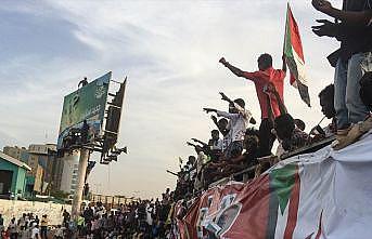 Askeri Geçiş Konseyi: Sudan'da kurulacak yeni hükümete Askeri Konsey aday göstermeyecek