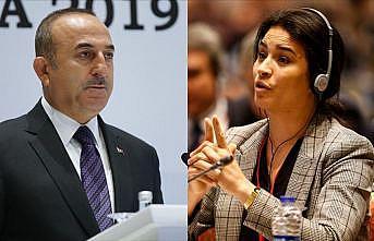 Çavuşoğlu dış politikada Türk halkının sesi oldu