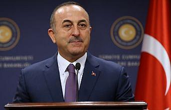Dışişleri Bakanı Çavuşoğlu: Cumhurbaşkanı Erdoğan yıl sonuna doğru Irak'a gidecek