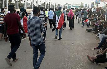 Sudan'da Askeri Geçiş Konseyi'nden 'sivil hükümet' taahhüdü