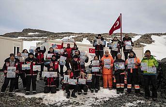 Türkiye ve Belarus'tan Antarktika açılımı