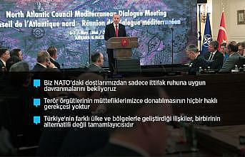 'DEAŞ'ı hezimete uğratan tek NATO ülkesiyiz'