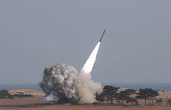 Kuzey Kore yine füze atışı yaptı