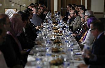 Türkiye'nin Washington Büyükelçiliğinden iftar yemeği