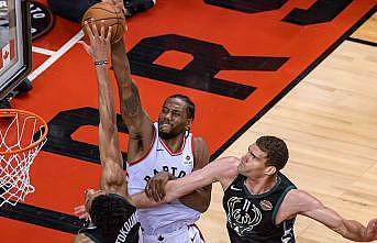 Warriors'ın finaldeki rakibi Raptors