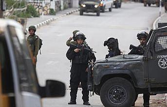 İsrail polisi Kudüs'te 17 Filistinliyi gözaltına aldı
