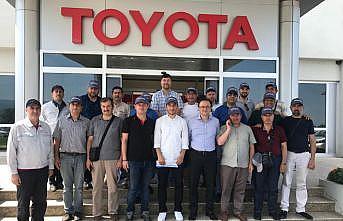 Otomotiv firmalarından eğitime destek