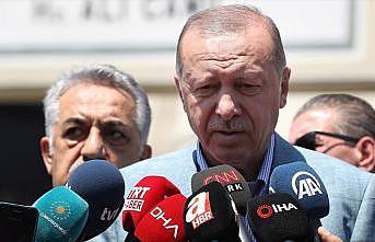 Erdoğan: Reyhanlı'daki patlamanın terörle bağlantısı olabilir