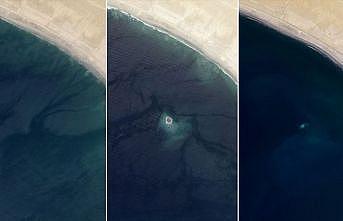 Pakistan'da ada kayboldu