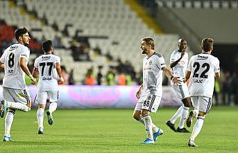 Beşiktaş'tan son 15 sezonun en kötü başlangıcı