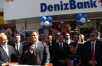 DenizBank Başkale şubesi açıldı