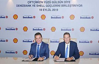 DenizBank ve Shell'den, üreticilere akaryakıtta sıfır faiz fırsatı