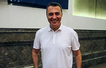 Fikret Orman Beşiktaş'ın puanından değil oyunundan memnun