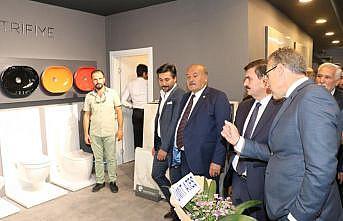 Seramiksan'dan Erzincan'da yeni mağaza açılışı