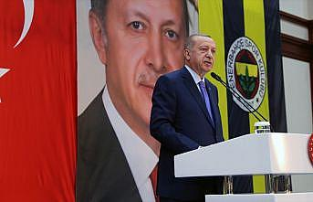 Erdoğan: Bölge teröristlerden temizlenmezse bütün temizliği biz yapacağız