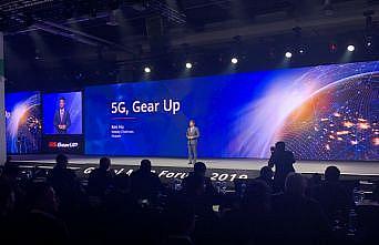 Huawei, 5G gelişimini iş birlikleriyle hızlandırmayı hedefliyor
