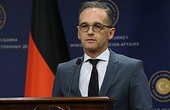 Maas: Almanya için Türkiye çok önemli bir NATO müttefiki
