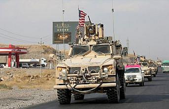 ABD ordusunun Suriye'de çekildiği üslere dönüşü sürüyor