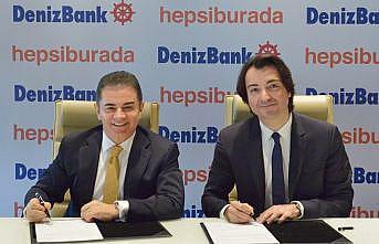 DenizBank ve Hepsiburada iş birliğiyle online alışverişte kredi imkanı