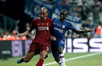Liverpool'da sakatlanan Fabinho en az 4 hafta yok