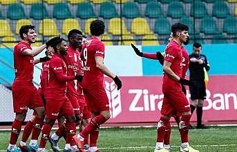 Antalyaspor kupada farklı kazandı