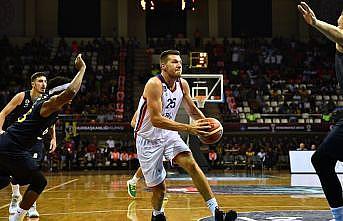 Avrupa basketbolunda 71'inci Türk derbisi