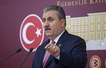 BBP Genel Başkanı Destici, asgari ücretin 2 bin 475 lira olmasını önerdi