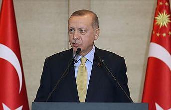 Cumhurbaşkanı Erdoğan'dan 2020 Yılı Merkezi Yönetim Bütçesi mesajı