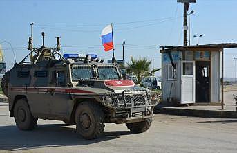 Rusya, YPG/PKK işgalindeki Tel Temr'e de yerleşti