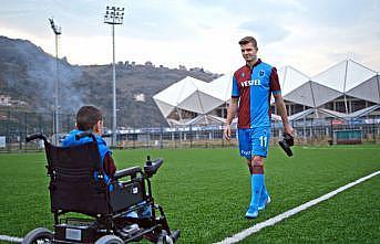 Taktik Tunç'tan, gol Trabzonsporlu Alexander Sörloth'tan
