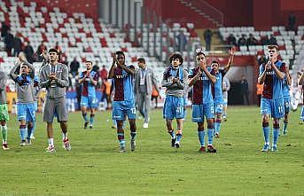 Trabzonspor Avrupa'da 135. maçına çıkıyor
