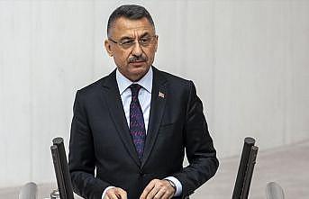 Cumhurbaşkanı Yardımcısı Oktay: Libya Tezkeresi ile bölgede oynanan oyunları bozmaya devam edeceğiz