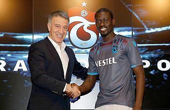 Trabzonspor Ndiaye ile sözleşme imzaladı